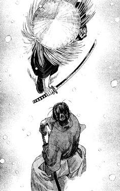 """From """"Shigurui"""" by Takayuki Yamaguchi"""
