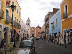 Puebla, Mexico.