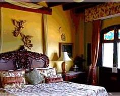 The Gallery Inn - Puerto Rico (featured on Home, Strange Home)
