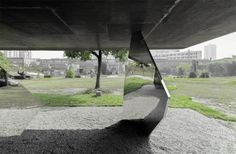 blossom pavilion - zhan wang - column - invisible