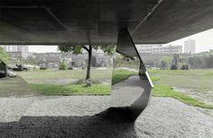blossom pavilion - zhan wang - column - invisible