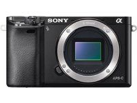 want Sony a6000 Interchangeable Lens Digital Camera - Black (24.3MP, Body Only)