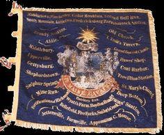 1st MAINE CAVALRY FLAG