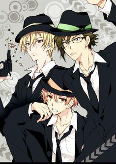二階堂大和 和泉三月 六弥ナギ Hot Anime Boy, Anime Guys, Anime Music, Anime Art, Boy Illustration, Bishounen, Ensemble Stars, Manga Boy, Gay Art