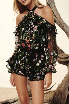 bc9b0d32aff Shoptiques Product  Brenna Romper - main Summer Maternity Fashion