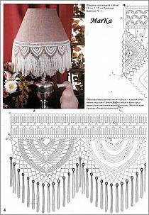 Kira crochet: Scheme no. Filet Crochet, Crochet Lace Edging, Crochet Motifs, Crochet Borders, Crochet Diagram, Thread Crochet, Irish Crochet, Crochet Doilies, Crochet Fringe