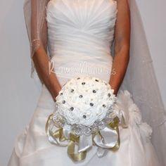 ramo-novia-blanco1 Wedding Bouquets, Boyfriends