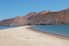 Gonzaga Bay at the Sea of Cortez, Baja California, Mexico. Baja California, Mexico, Bike, San, Beach, Water, Outdoor, Bicycle, Gripe Water