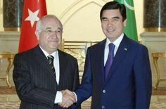 Türkmenistanyň Prezidenti Jemil Çiçegi Kabul Etdi