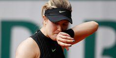 C'est déjà fini pour Eugenie Bouchard à Roland-Garros