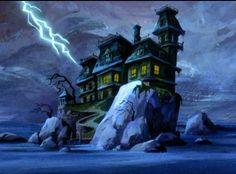 Scooby -Doo artwork