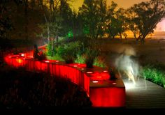 Red Ribbon Project, Turenscape Architects. #landscape