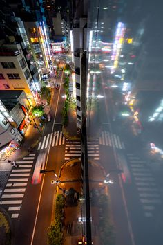 The other side of the street II, Ikebukuro (池袋)