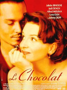 Why can we just have Johnny Depp dipped in chocolate? I mean, really... it would please every woman in the world! HAHA!