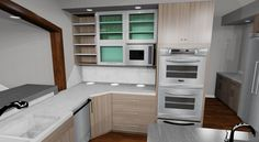 Kitchen redesign San Carlos, Dallas TX Mar 2015