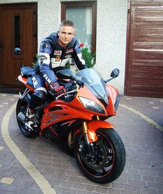 Gayman In To Motorbikes And Leather 3