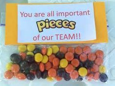 Volleyball team spirit gifts - note on box of Candy Softball Gifts, Cheerleading Gifts, Cheer Gifts, Cheer Mom, Dance Team Gifts, Basketball Gifts, Softball Goodie Bags, Cheer Treats, Soccer Treats