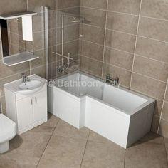 Shower Doors, Shower Tub, Rainfall Shower, L Shaped Bathroom, Jacuzzi Bathtub, Bath Screens, Corner Bath, Bath Panel, Bathroom Interior