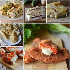 Contorni per il pranzo di Pasqua Baked Potato, Mashed Potatoes, Latte, Buffet, Food And Drink, Mexican, Ethnic Recipes, Collage, Spring