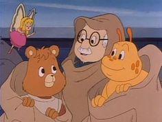 As Aventuras de Teddy Ruxpin / The Adventures of Teddy Ruxpin #nostalgia
