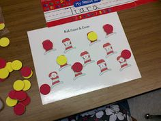 """""""Roll, Count & Cover"""" & other Dr. Seuss Centers"""