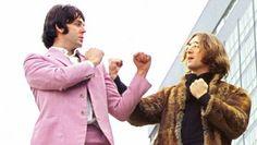 Paul and John fighting