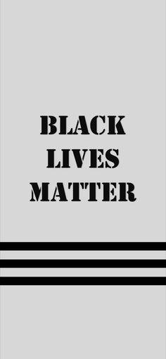 Black Lives Matter - Wallpaper For Phones. Social Media Services, Social Media Pages, Business Website, Creative Design, Phones, Wallpaper, Life, Black, Black People
