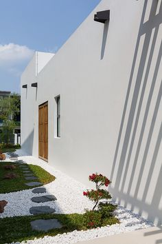 Mandai Courtyard House. Atelier M + A. Foto Robert Such (13)