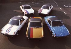 The 1974 Porsche 914 Limited Edition and 914 GT