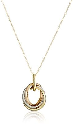 Gold TriTone Three Ring Pendant Necklace 18 ** You can get additional details at the image link. (This is an affiliate link) Background Wallpaper For Photoshop, Best Background Images, Cute Boy Photo, Picsart Png, Hd Background Download, Fine Jewelry, Women Jewelry, Three Rings, Gold Necklace