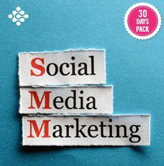 """""""30 Days of your Social Media Success"""" Techzo is offering its digital product Social Media Marketing & Management for 30 days package. In this package, we are offering complete social media marketing"""