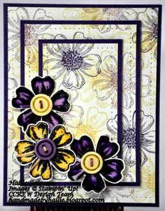 Stampin' Up! - Flower Shop