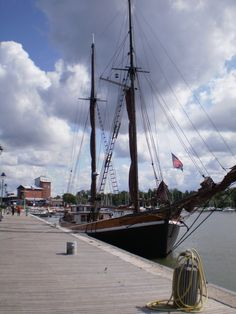 Uusikaupunki, Finland Scandinavian Countries, Sailing Ships, Finland, Contemporary Design, Mythology, Boat, Spaces, Country, Nature