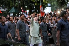 Why Winning a State Election Will Strengthen Modi's Populism - The New York Times