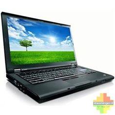 "IN OFFERTA  ! Notebook Lenovo Thinkpad T410 Core i5-M520 2Gb Ram 250 hd  DVD±RW 14.1"" (WEBCAM) Windows 7 GARANZIA 180 GIORNI"