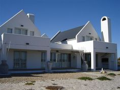 Weste - Weste is a self-catering beachfront home which is situated in Dwarskersbos, along the stunning Cape West Coast. This house is tastefully furnished and comprises of three bedrooms, two bathrooms, and .