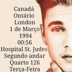 Fatos básicos sobre o Justin