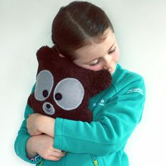 Make a Disney Brave Inspired Cuddle Bear -- Looks easy to make and SO cute!
