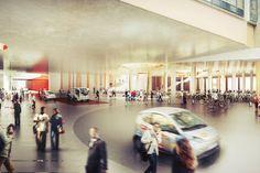 Projet : Le Plan Guide des espaces publics de La Défense | Defacto - Quartier d'affaires de la Défense