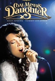Directed by Michael Apted.  With Sissy Spacek, Tommy Lee Jones, Levon Helm, Phyllis Boyens. Biography of Loretta Lynn, a country and western singer that came from poverty to fame.