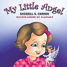 #BookReview of #MyLittleAngel from #ReadersFavorite - https://readersfavorite.com/book-review/my-little-angel  Reviewed by Barbara Fanson for Readers' Favorite  Wouldn't it be nice if we all had a guardian angel to guide us and help us follow the rules? My Little Angel is a wonderful story of Angela who sits on your shoulder and goes wherever you go. Bold, bright colors in the artwork by illustrator KJ of Kalpart help demonstrate the interesting story. The background color on text pages…
