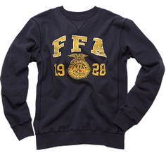 Bundle up with this vintage FFA crewneck. http://shop.ffa.org/vintage-wash-logo-crew-p42224.aspx