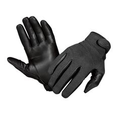Streetguard FR Gloves With Kevlar, Black