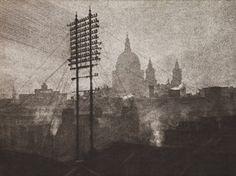 Walter Benington - Among the Housetops, 1893