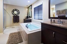 Showhome at 252 Auburn Bay Drive SE, Calgary AB. Photo by Ted Knude Photography