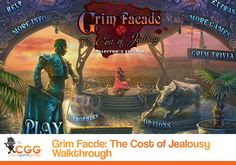 Our Grim Facade: The Cost of Jealousy Walkthrough is live! Our in-depth instructions, detailed puzzle solutions, and custom screenshots will help you sort out this tangled web of deceit and betrayal.