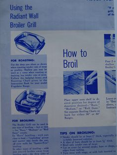 How to Broil