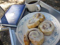 Mennonite Girls Can Cook: RV Breakfast Apple Cinnamon Rolls