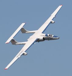 "The Myasishchev M-55 Geophysica is a civilian version of the M-55 ""Mystic"" high altitude reconnaisance aircraft.   The Geophysica has been doing stratospheric research in Europe, very similar work to NASA ER-2s derived from the U-2 spy plane."