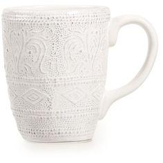 Maison Versailles Blanc - 'Colette' Collection - Mug